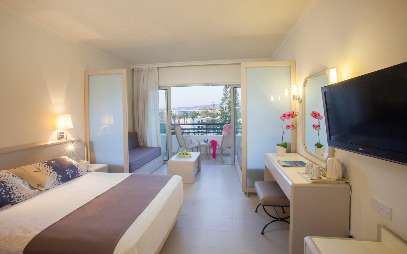 Louis Imperial Beach Paphos Sea View Hotel Cyprus